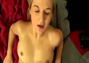 Perfect POV incest with my small-tit stepmother